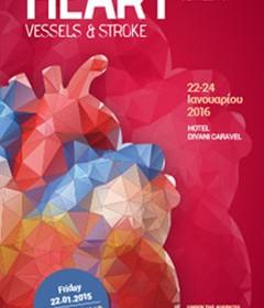 Heart Vessels & Stroke 2016